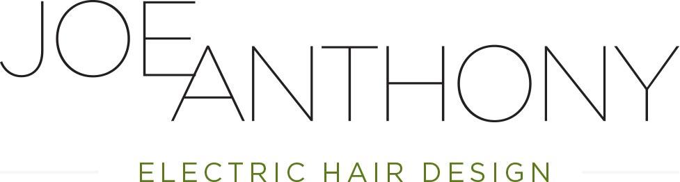 Joe Anthony Hair logo design