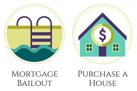 Alpha Property Investors icon design