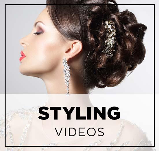 Joe Anthony Hair website button design
